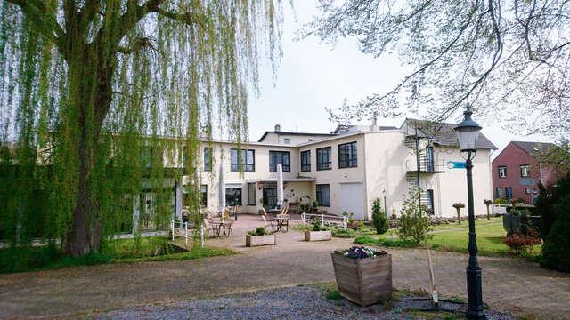 Cena en plena naturaleza incontaminada cerca de Maastricht