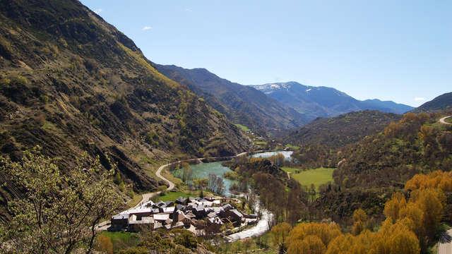 Escapada romántica en un apartamento de lujo en el Pirineo Catalán
