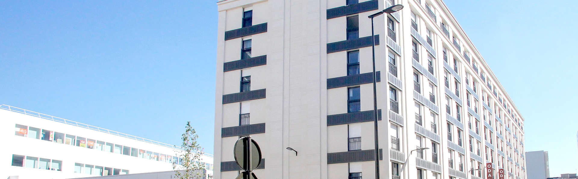 Appart'Hotel Odalys Paris Levallois - Edit_Front.jpg