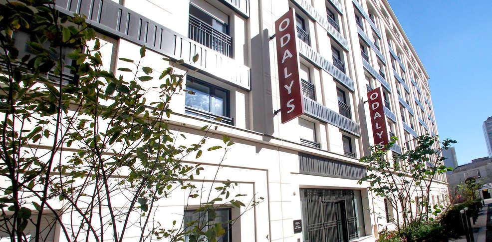 Appart 39 hotel odalys paris levallois 3 levallois perret for Appart hotel venise