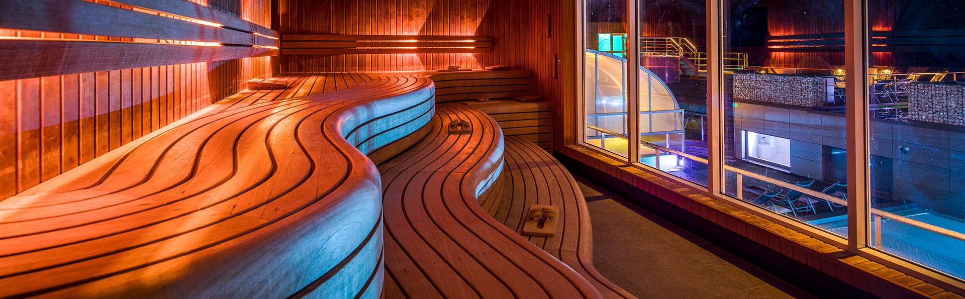 Expérience de bien-être tout compris avec entrée au Wellnessboot !