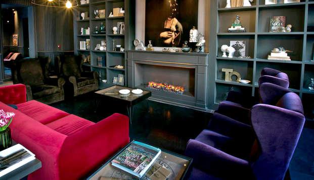 Verblijf in een suite in Milaan