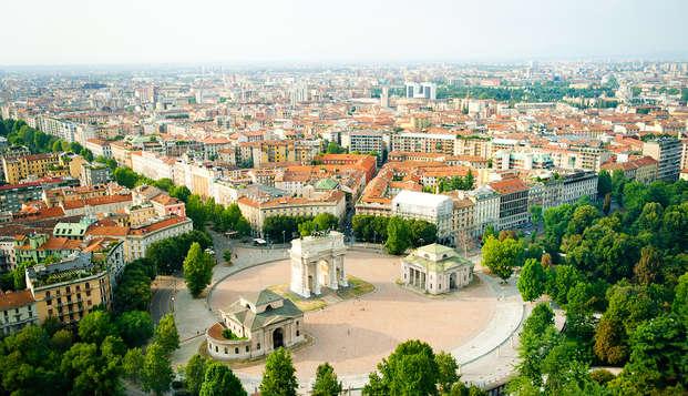 Hartje Milaan, op twee stappen van het Piazza Cinque Giornate