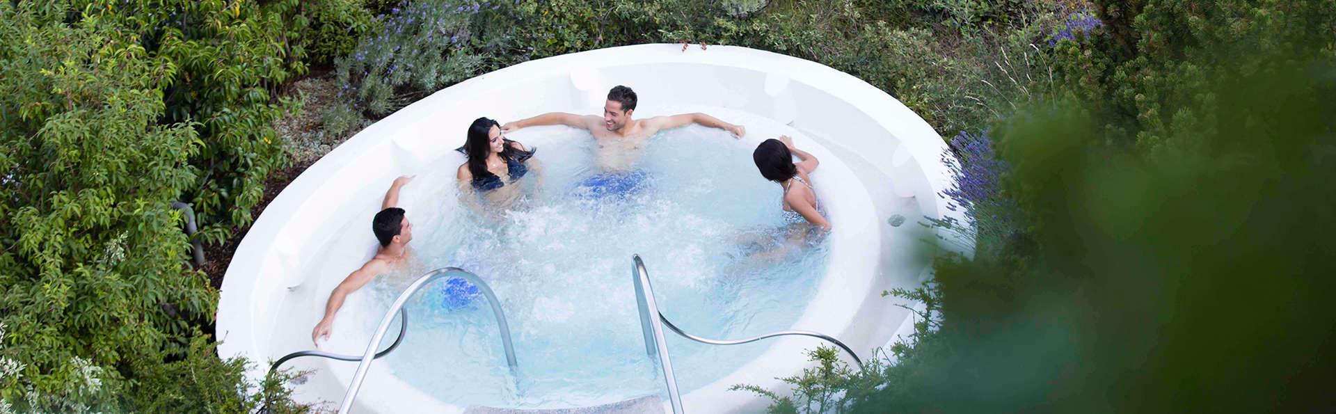 Escapade double relax à Escaldes:spa privatif á l'hotel et accès à Caldea (à partir de 2 nuits)