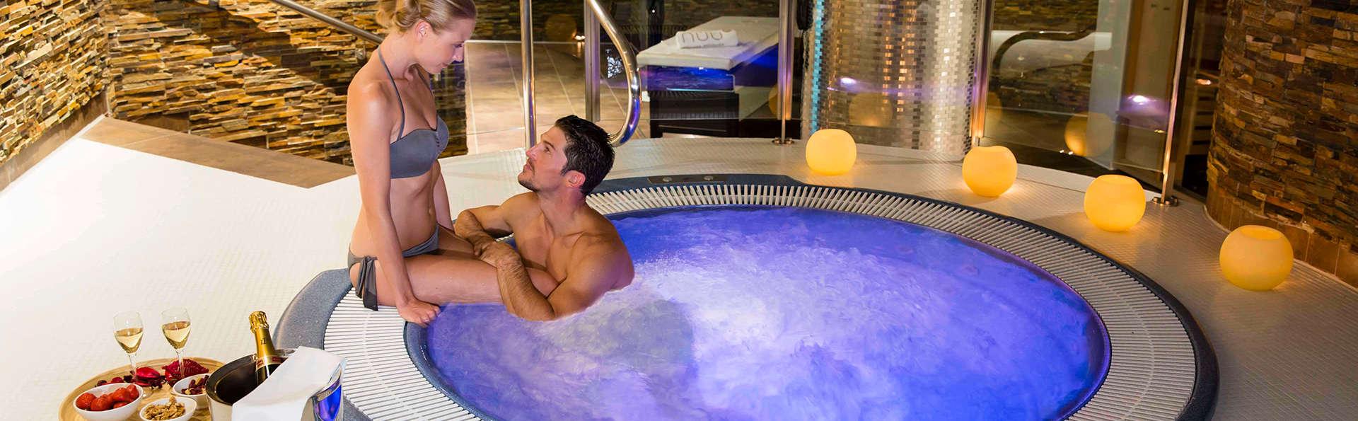 Partez en Week-end romantique à Anyós-La Massana avec accès au circuit thermal Caldea