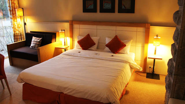 1 overnachting in een standaard tweepersoons kamer voor 2 volwassenen