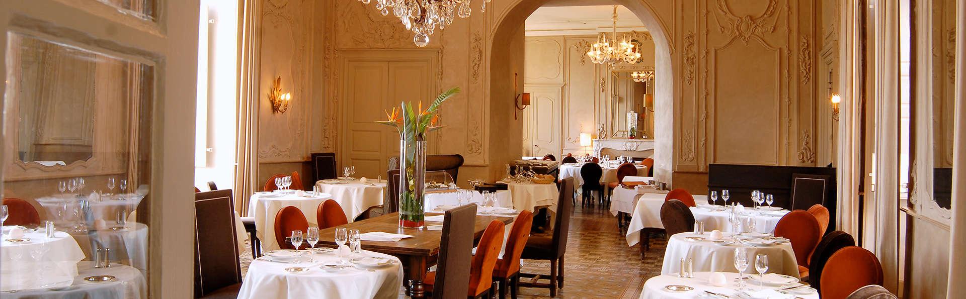 Week-end avec dîner dans un splendide château près de Cahors