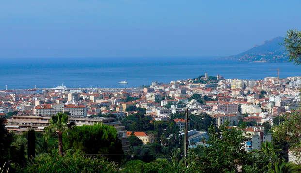 Escapada romántica a Cannes