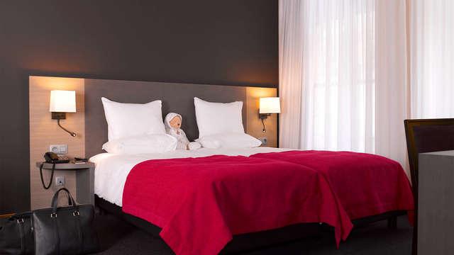 Luxe et confort à Bruges (non remboursable)