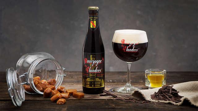 Week-end bourguignon à Bruges avec une visite d'une brasserie