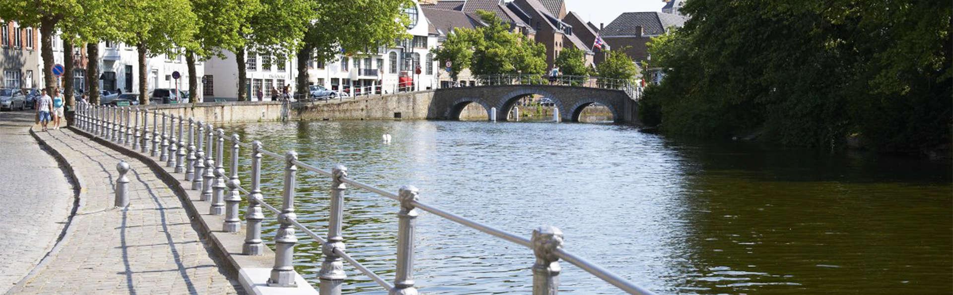 Citytrip à la magnifique Bruges (non remboursable)