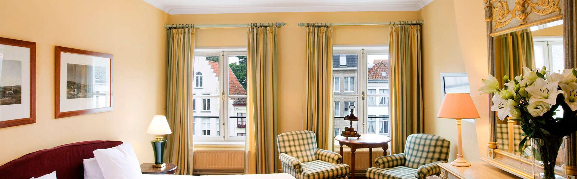 Séjour de charme à Bruges