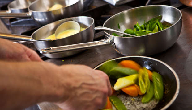 Montanus Hotel - cook