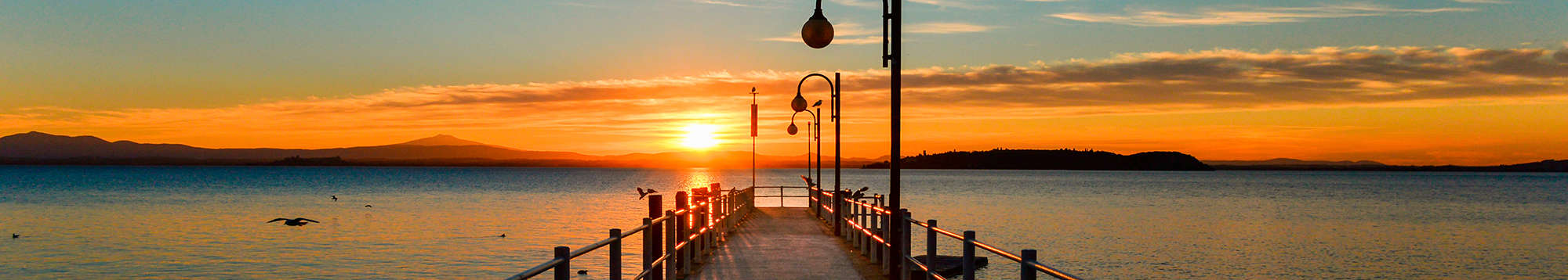 Week end e soggiorni al Lago Trasimeno
