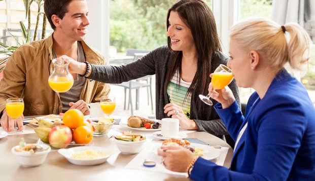 Novotel Eindhoven - breakfast
