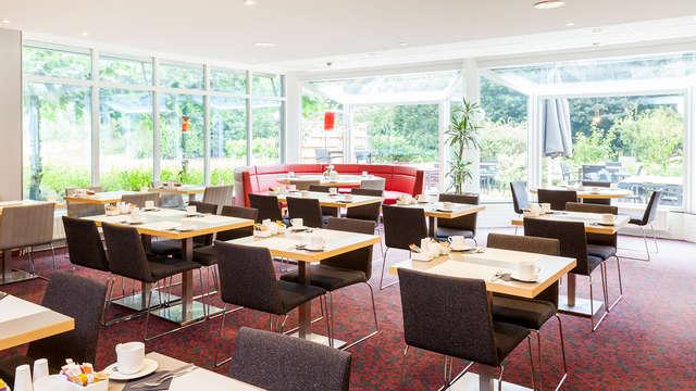 Novotel Eindhoven - breakfastroom