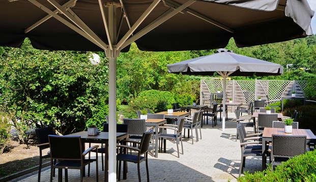 Novotel Eindhoven - terrace