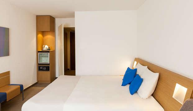 Novotel Eindhoven - room