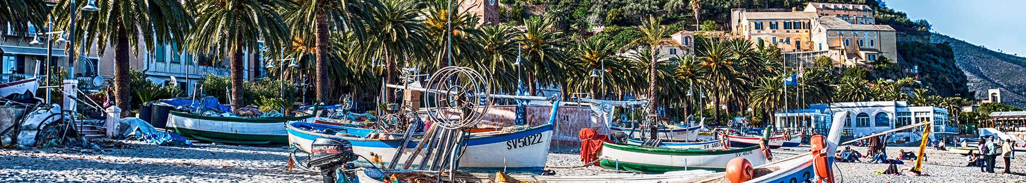 Week end e soggiorni nella Riviera di Ponente
