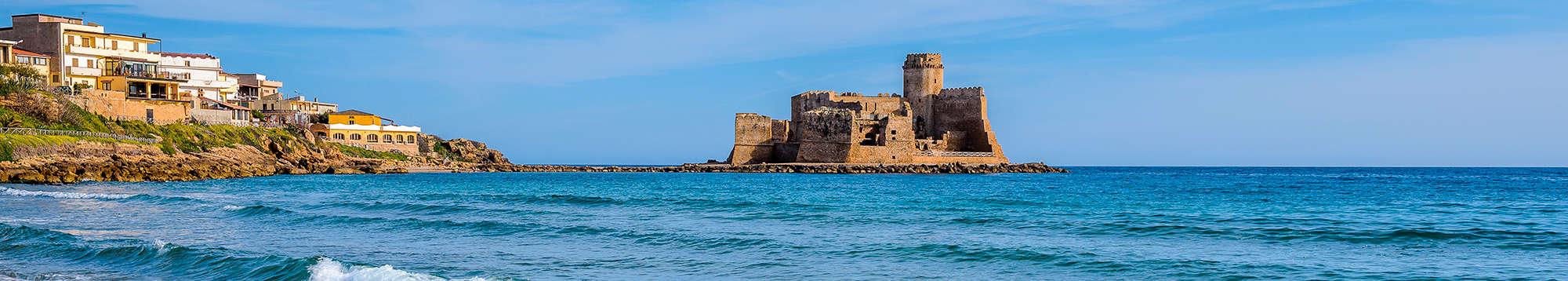 Week end e soggiorni nella Costa Ionica