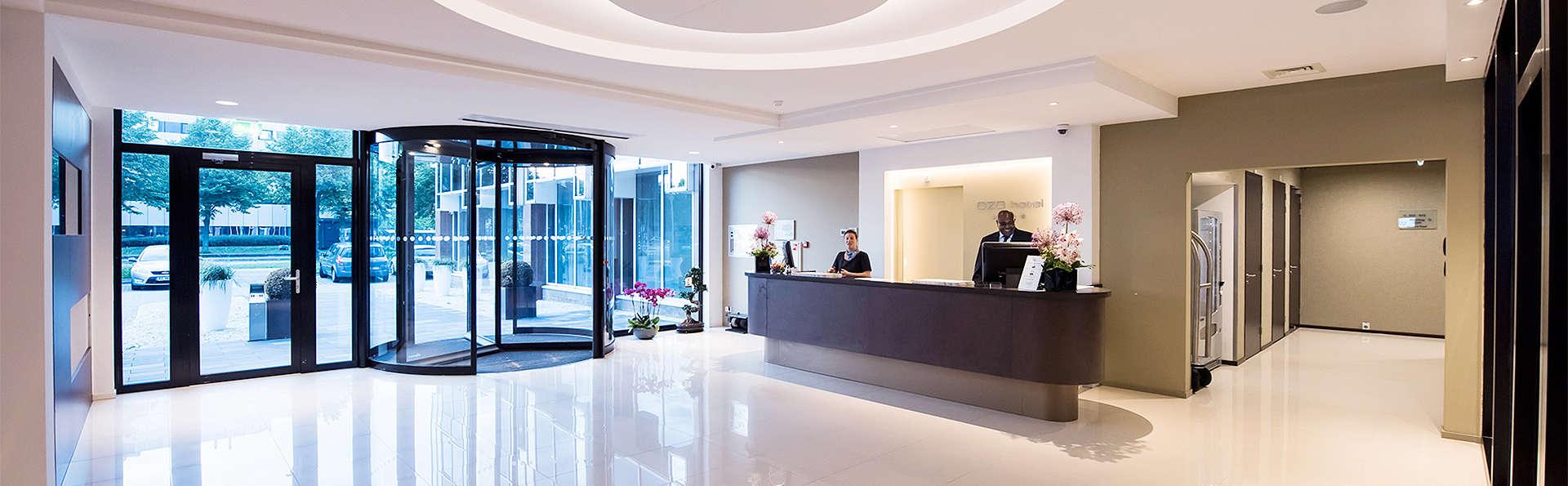 Week-end dans un hôtel de luxe avec parking gratuit à Amsterdam