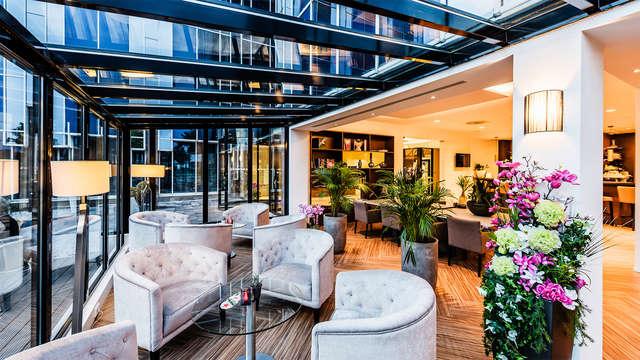Genieten van luxe en comfort aan de rand van Amsterdam