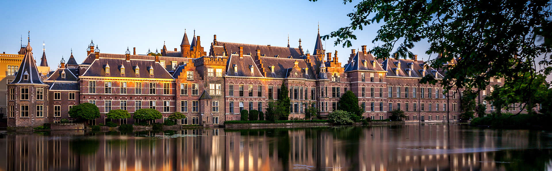 Profitez du luxe et découvrez La Haye (à partir de 2 nuits)