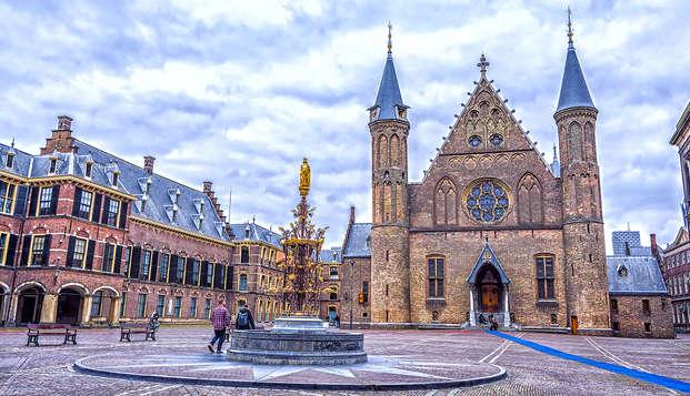 Descubre La Haya desde este edificio histórico en el centro