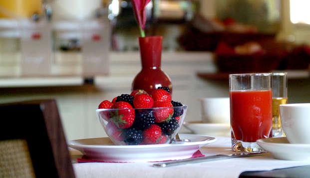 La Sonnerie Hotel - Breakfast