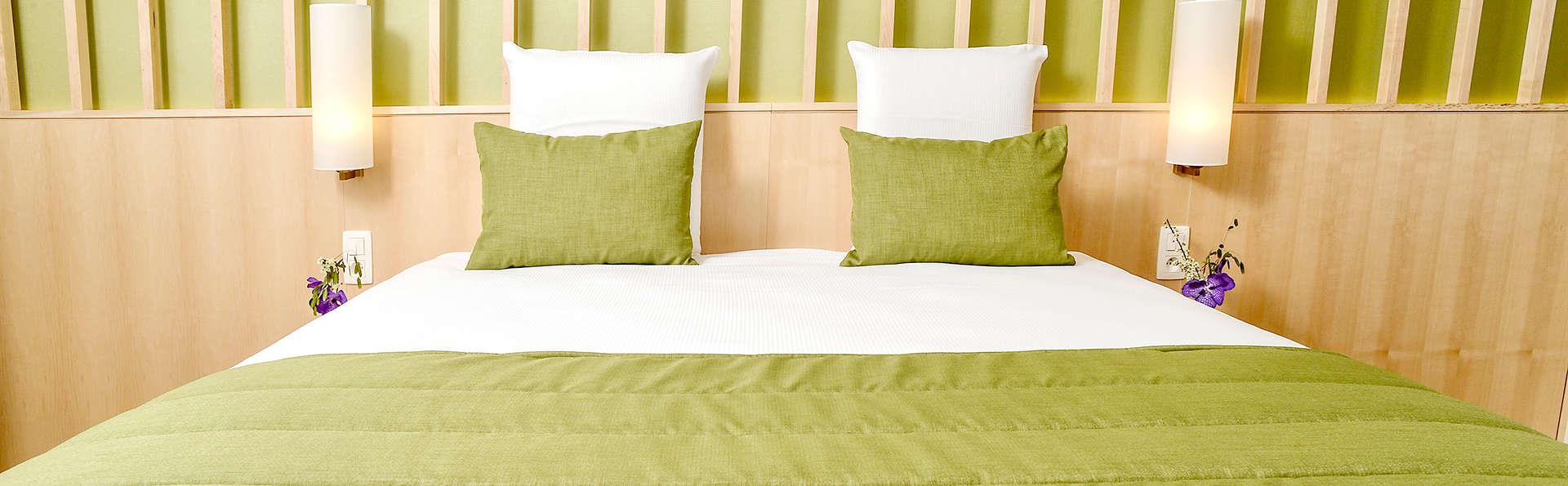 Dompel jezelf onder in de majestueuze sfeer van Brussel in luxe-suite in het hotel Yadoya