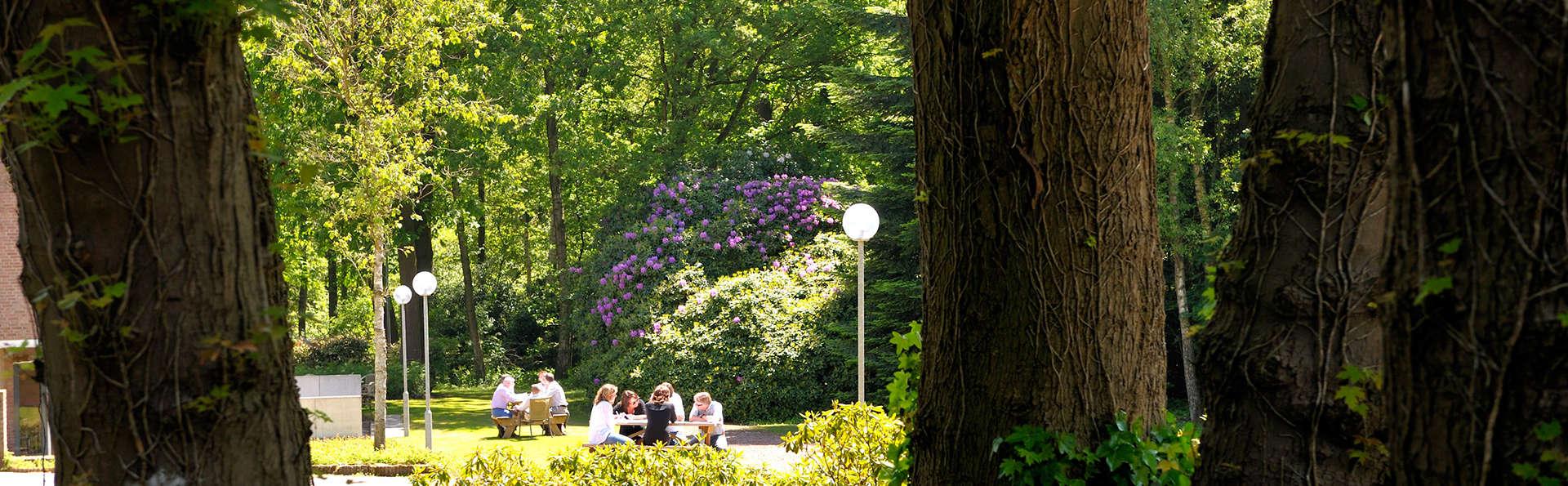 Découvrez l'historique ville verte d'Amersfoort à vélo - à partir de 2 nuits (non remboursable)