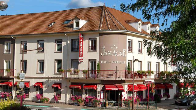 Hotel de la Jamagne Spa