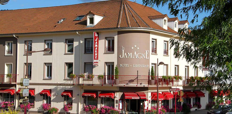 hotel de la jamagne spa 3 g rardmer francia. Black Bedroom Furniture Sets. Home Design Ideas