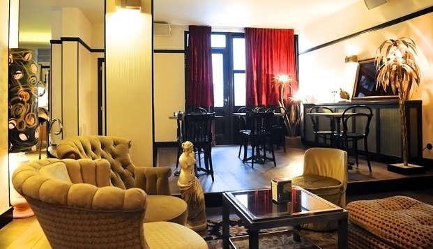 Le Berger Hotel - Lobby