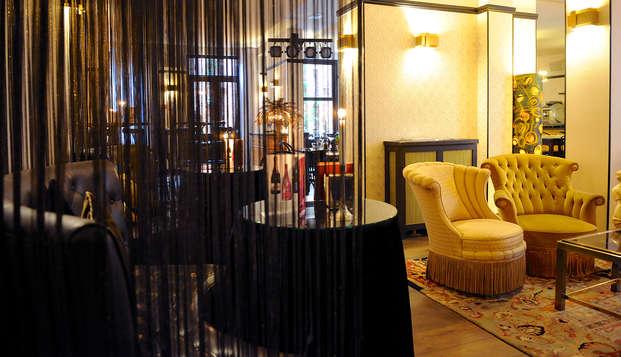 Le Berger Hotel - Lounge