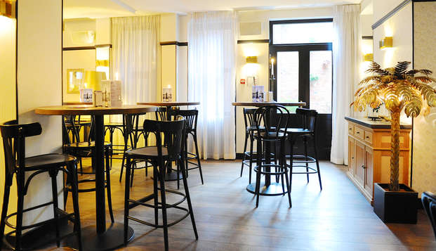 Le Berger Hotel - Restaurant