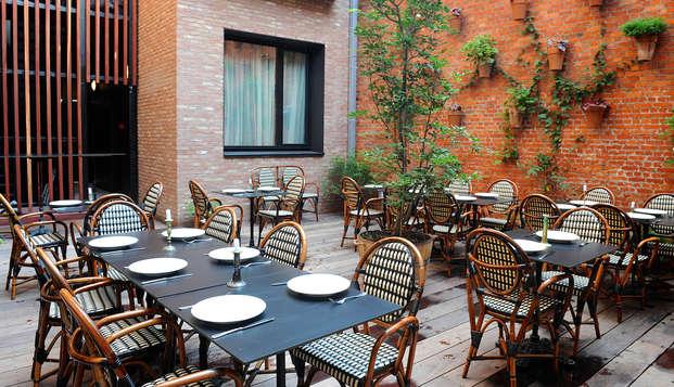Le Berger Hotel - Terrace