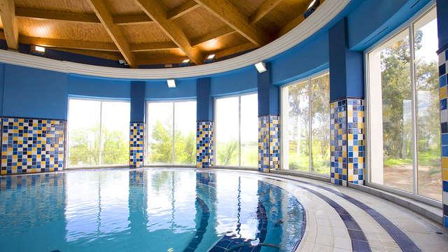 Relax total en un exclusivo balneario con acceso diario al circuito termal