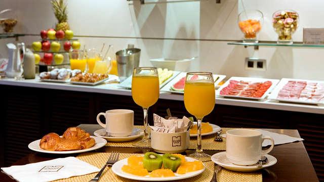Hotel Zenit Valencia - buffet