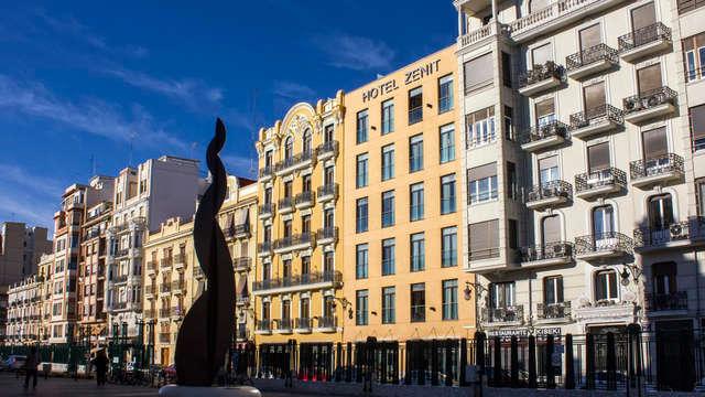 Viaggia a Valencia nel cuore della città (offerta early booking)
