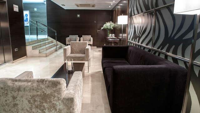 Hotel Zenit Valencia - hall