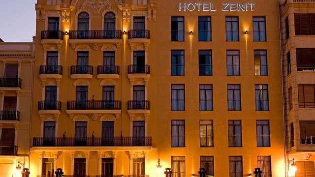 Hotel Zenit Valencia - front