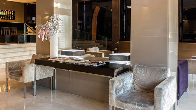 Hotel Zenit Valencia - lobby