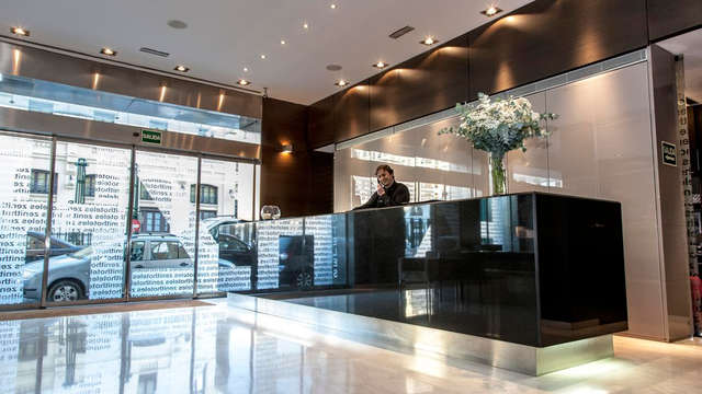 Hotel Zenit Valencia - reception