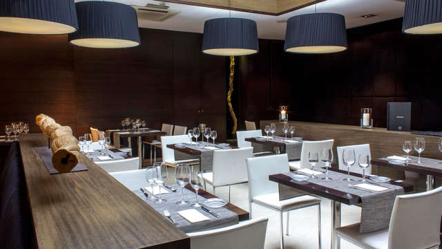 Hotel Zenit Valencia - restaurant