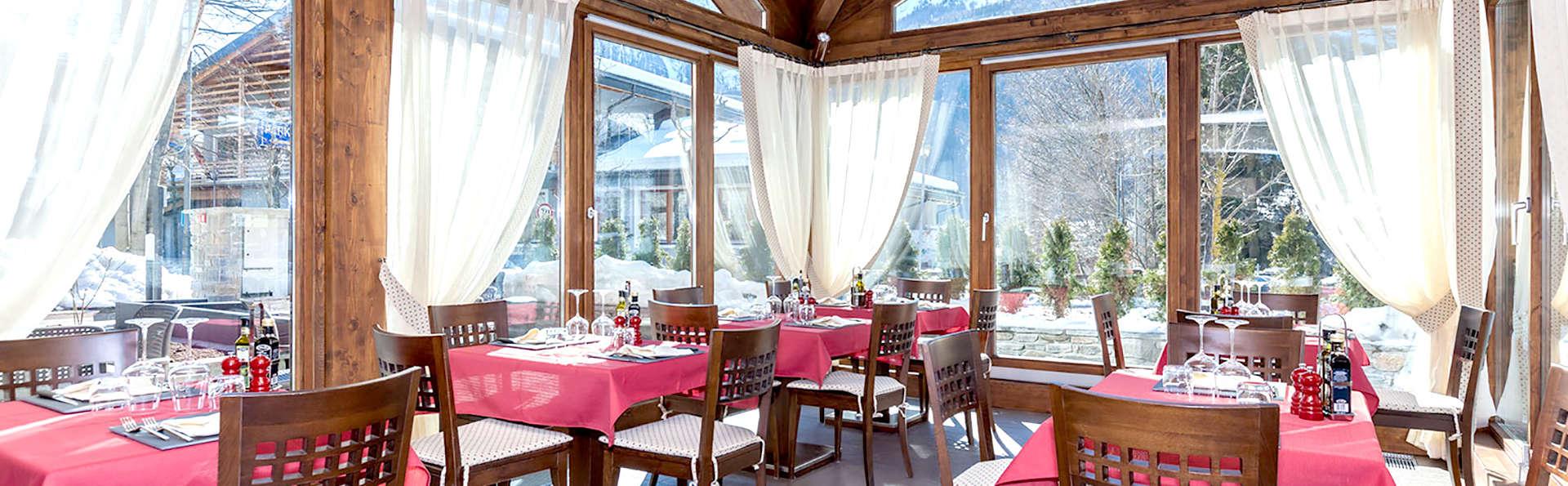 Séjour dans le romantique Val d'Aoste avec spa et demi-pension