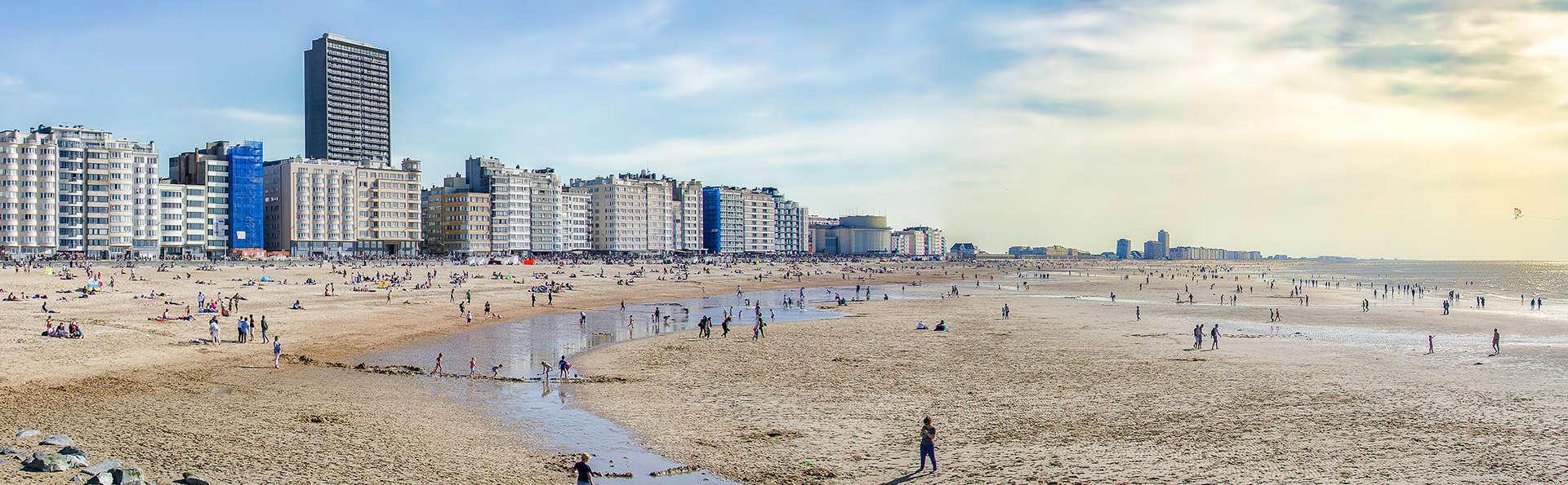 Heerlijk uitwaaien aan de Belgische kust (vanaf 2 nachten)