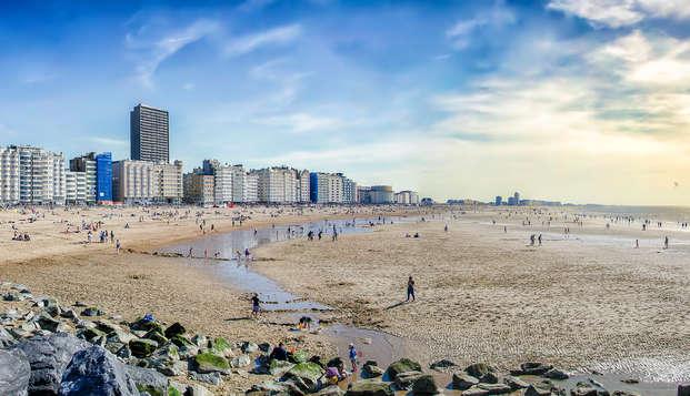 Profitez de la plage sur la côte belge (à partir de 2 nuits)