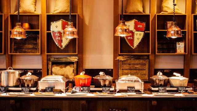 Vienna House Dream Castle Hotel Paris - csm dream-castle-paris-breakfast d b ca