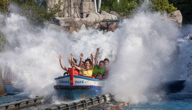 Séjour détente avec entrée 1 jour à Europa Park (à partir de 2 nuits)